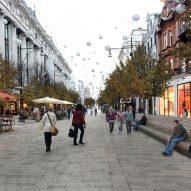 Zaha Hadid Architects proposes pedestrianising London