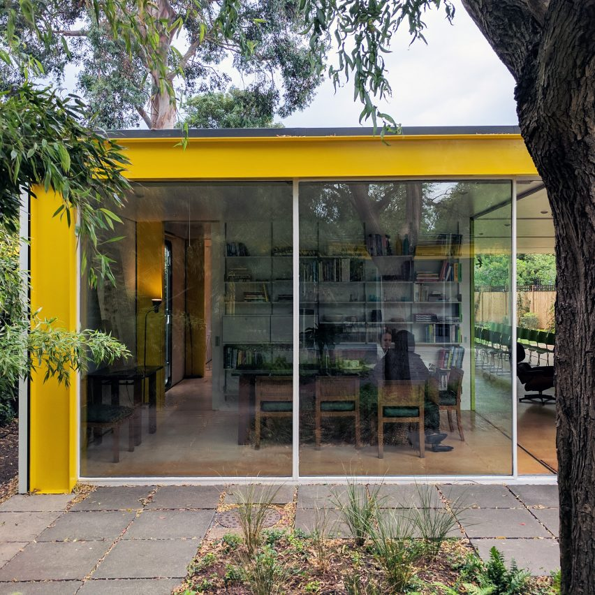 Richard Rogers top 10 architecture projects: Wimbledon House