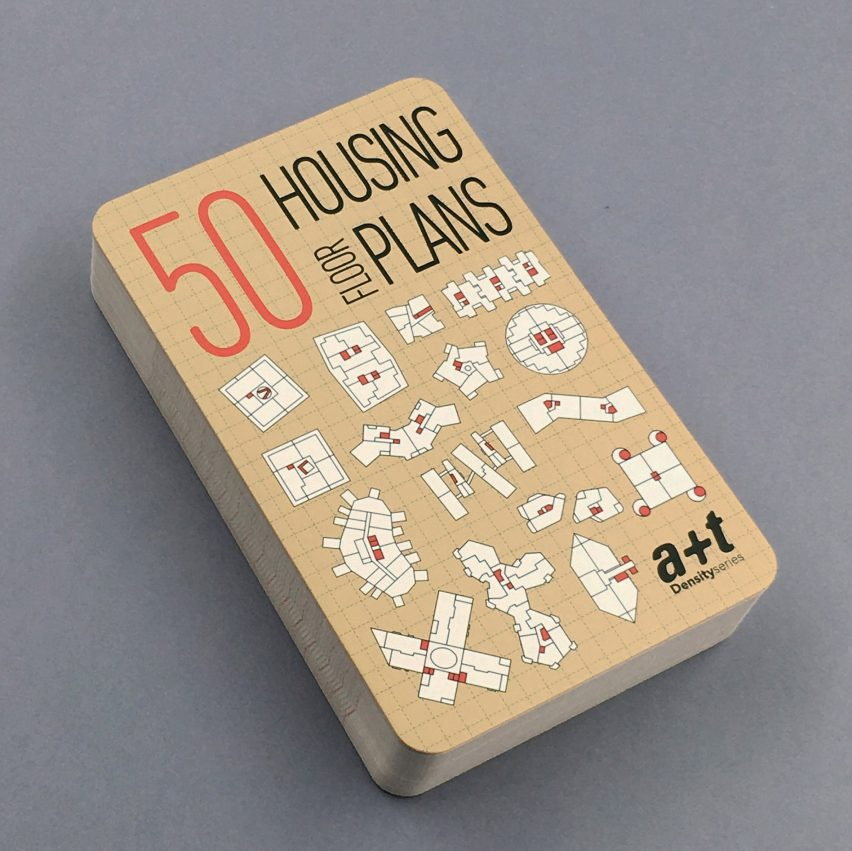 50 Housing Floor Plans by A+T research