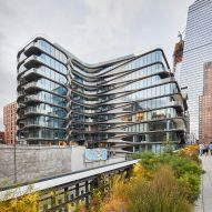 Zaha Hadid Architects completes 520 West 28th Street condos in New York