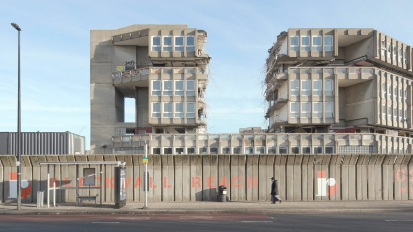 V&A to recreate Robin Hood Gardens' streets in the sky at Venice Architecture Biennale