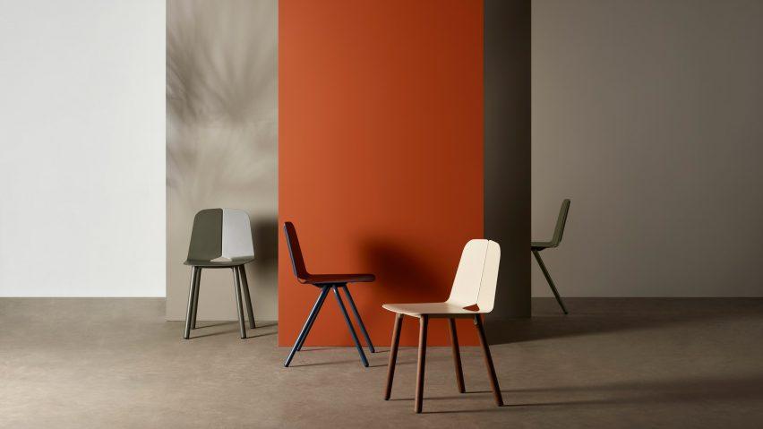 Adam Design adam cornish creates furniture with seams based on tailored garments