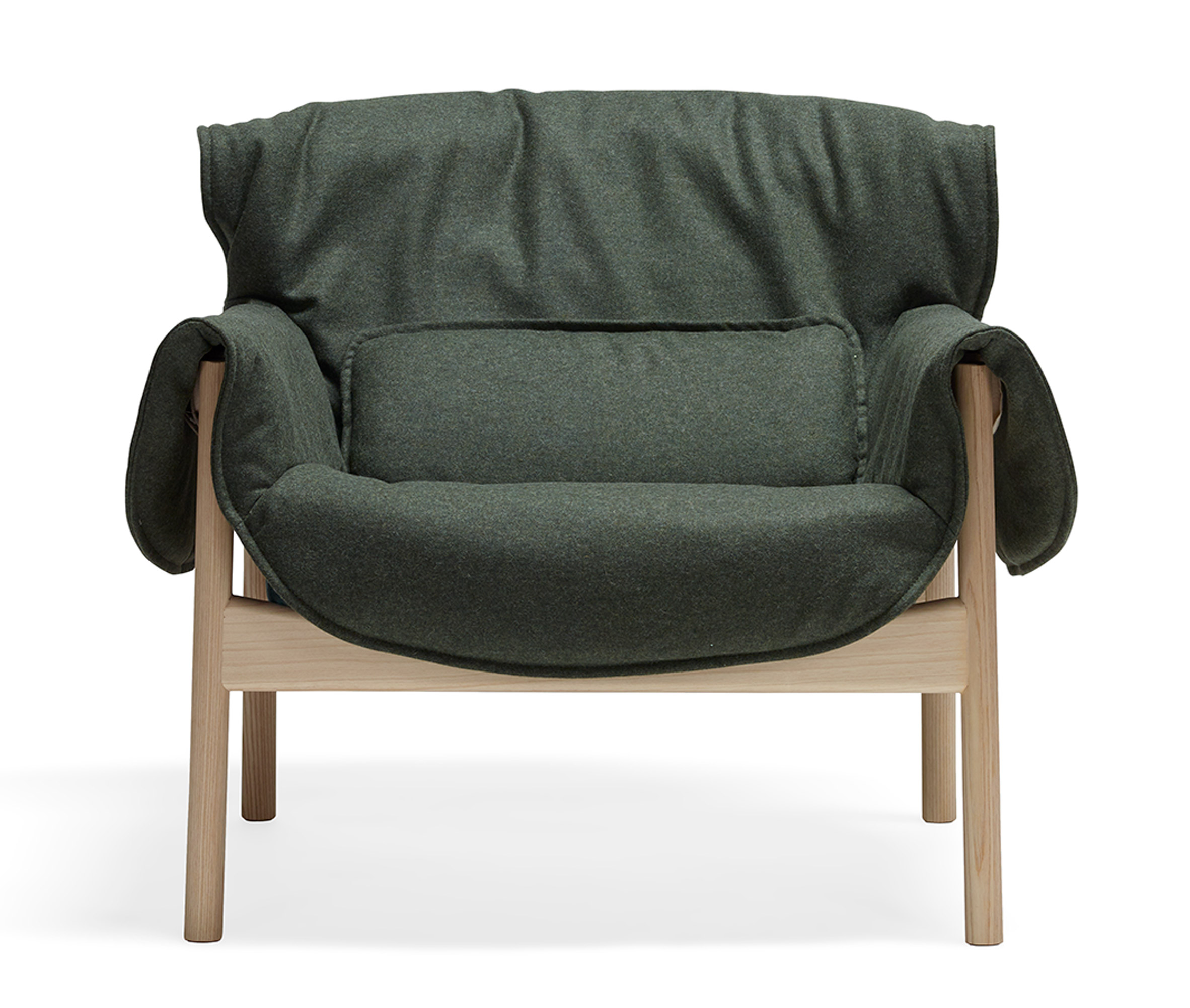 "Andreas Engesvik imagines a ""gentle, warm person"" in design for Agnes chair"