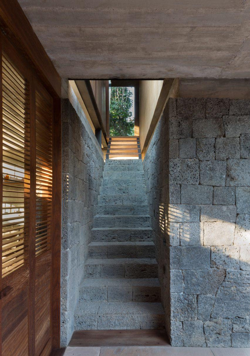 Albino Ortega House by Rozana Montiel