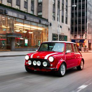 Bmw Electrifies The Classic Mini