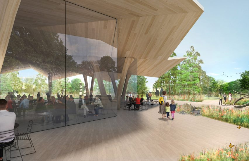 Arkansas Art Center by Studio Gang