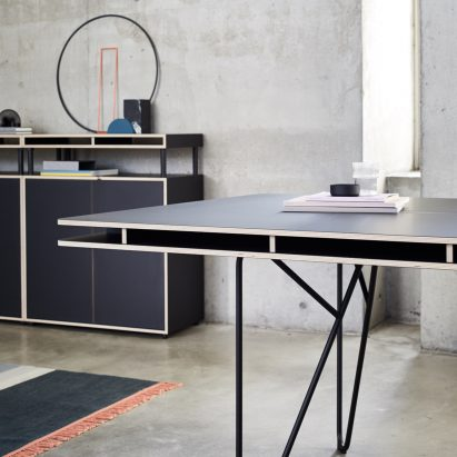 Beneu0027s Modular Workplace System Is Aimed At Freelancers Working From Home