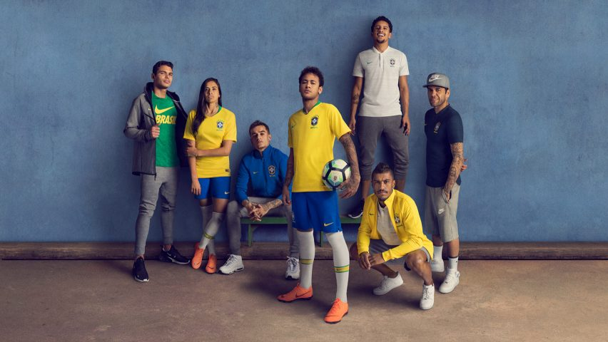 ab0b54c543d Brazil's World Cup 2018 kit brings back colours worn by 1970 champions