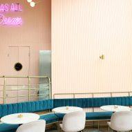 Cafeteria by Meir Guri