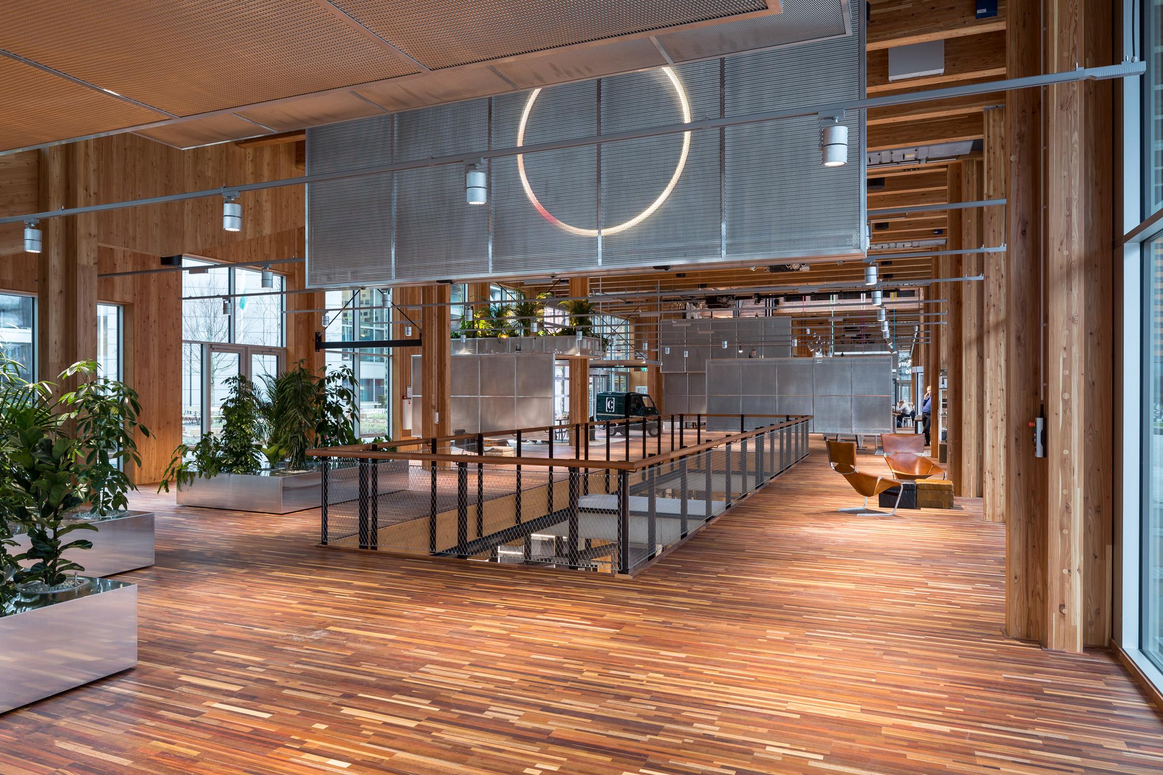 DoepelStrijkers applies circular economy principles to Circl pavilion