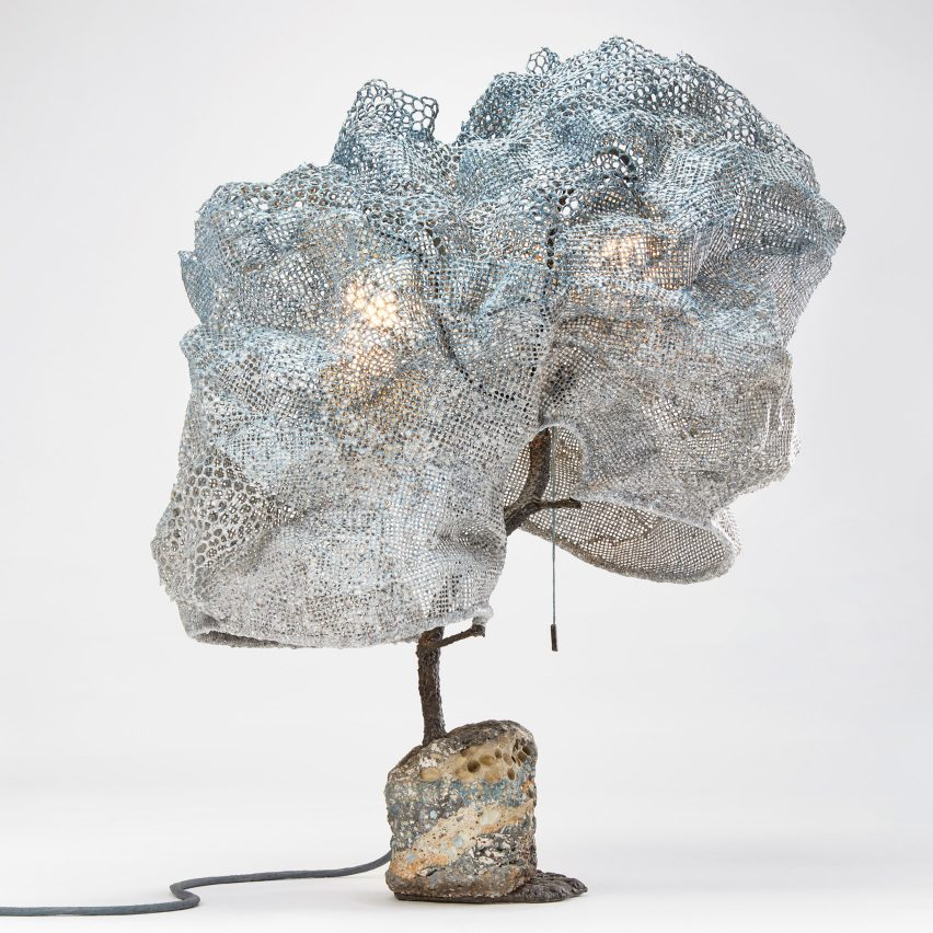 Light Mesh Series by Nacho Carbonell
