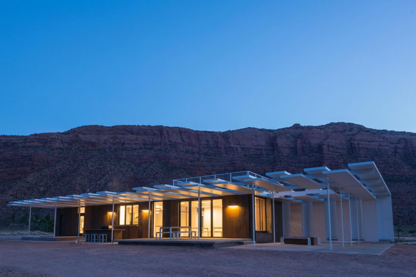Confluence Hall by Colorado Building Workshop