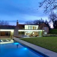 The Cottage by Guy Hollaway Architects
