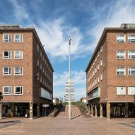 Coventry's post-war shopping centre earmarked for preservation in rare listing move