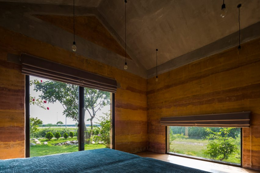 Dong Anh House by Vo Trong Nghia Architects