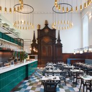 Michaelis Boyd transforms London church into Cantonese restaurant Duddell's