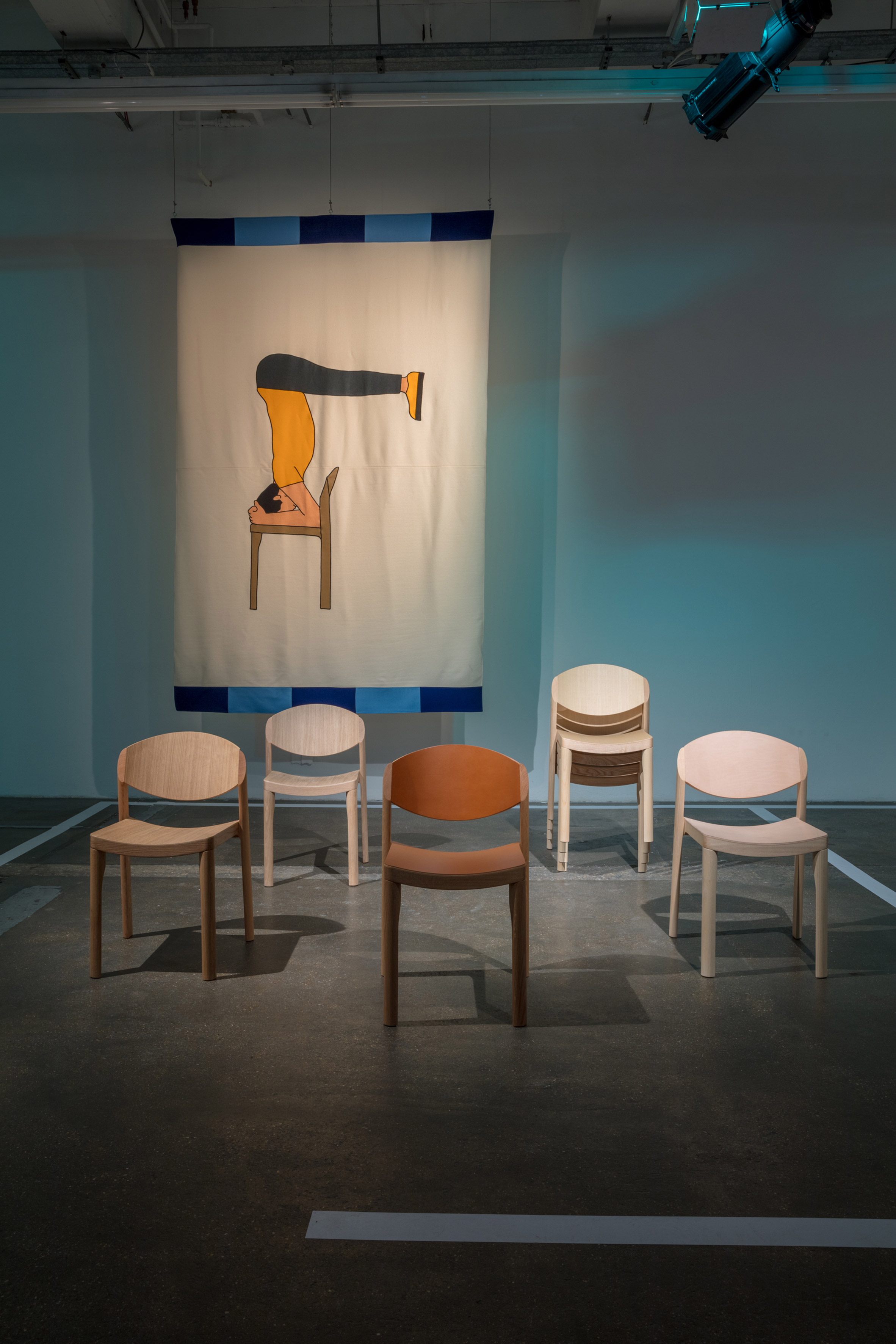 Established & Sons unveils first furniture collection since return of Sebastian Wrong