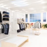 Everlane turns historic San Francisco building into minimal clothing store