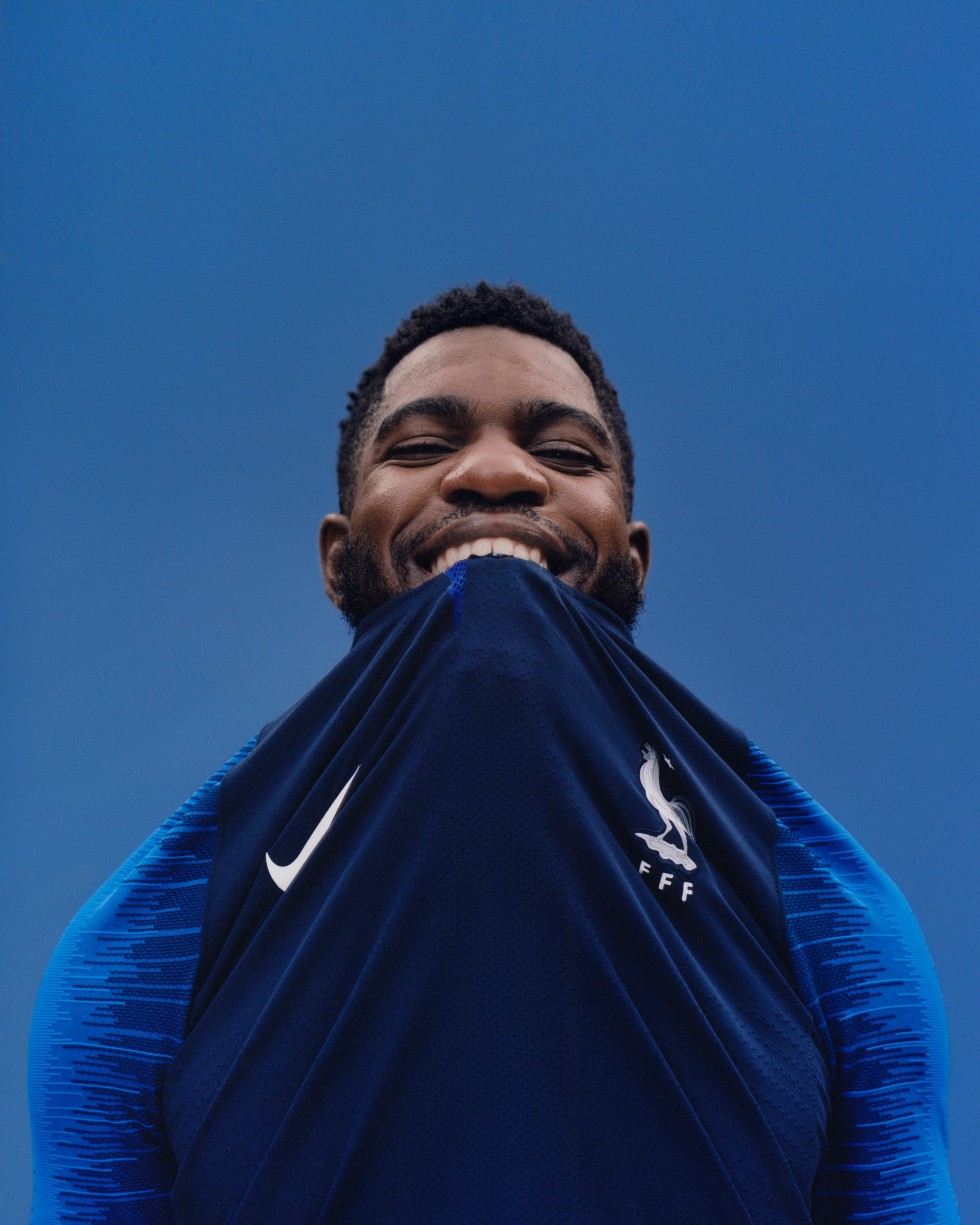 "Nike's World Cup 2018 kits for France are designed to ""express patriotism"""