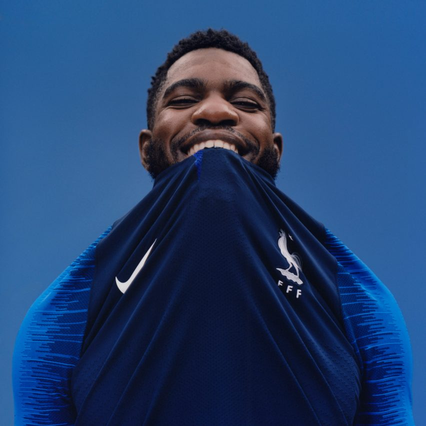 World Cup France Kit 2018