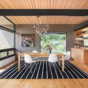Groovy Mid Century Home In Seattle Undergoes Sensitive Restoration Machost Co Dining Chair Design Ideas Machostcouk