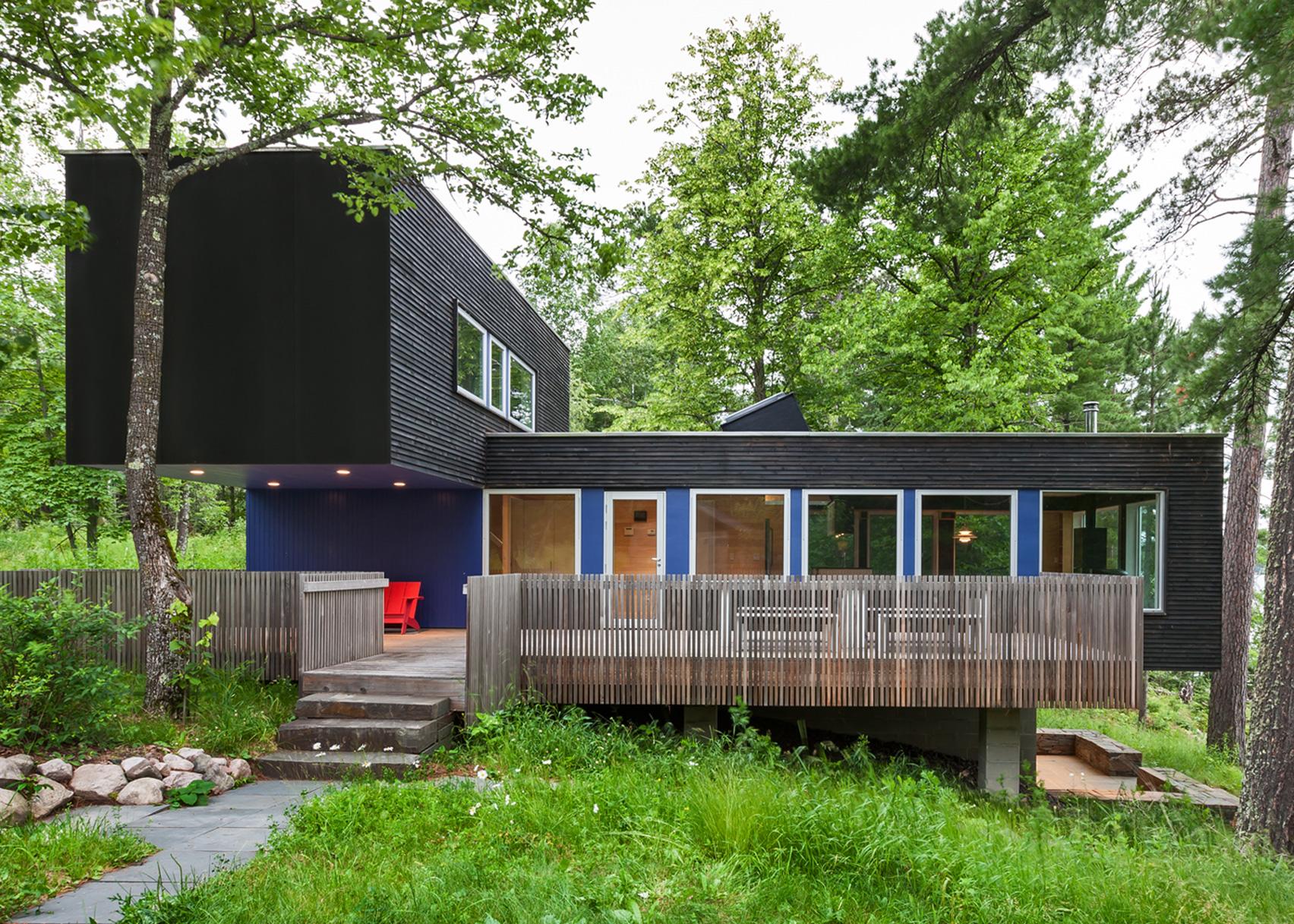 Hyytinen Cabin by Salmela Architect