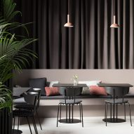 Ferm Living combines Nordic and Asian references in new Copenhagen restaurant IBU