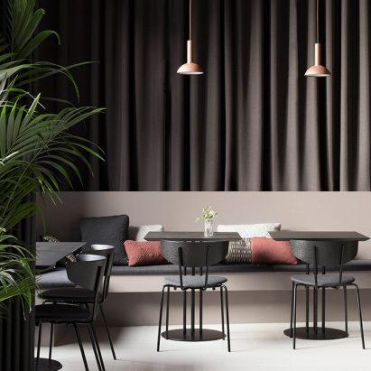 Ferm Living Combines Nordic And Asian References In New Copenhagen  Restaurant IBU