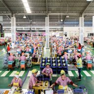Take a peek behind the scenes via our new factories Pinterest board