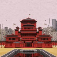 Wes Anderson's Isle of Dogs film sets influenced by metabolist architecture