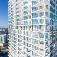 Herzog & de Meuron completes Jade Signature skyscraper in Miami