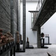 Luyeyuan Buddhist Sculpture Museum by Jiakun Architects, photos by Jazzy Li
