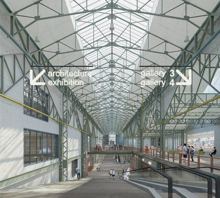 KANAL - Centre Pompidou