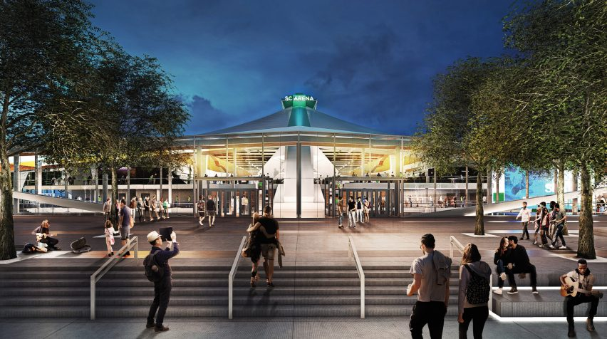 Arena at Seattle Center by Populous