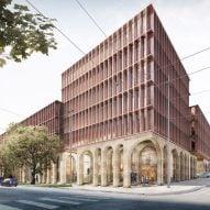 Schmidt Hammer Lassen reveals plans to revitalise former brewery in Riga
