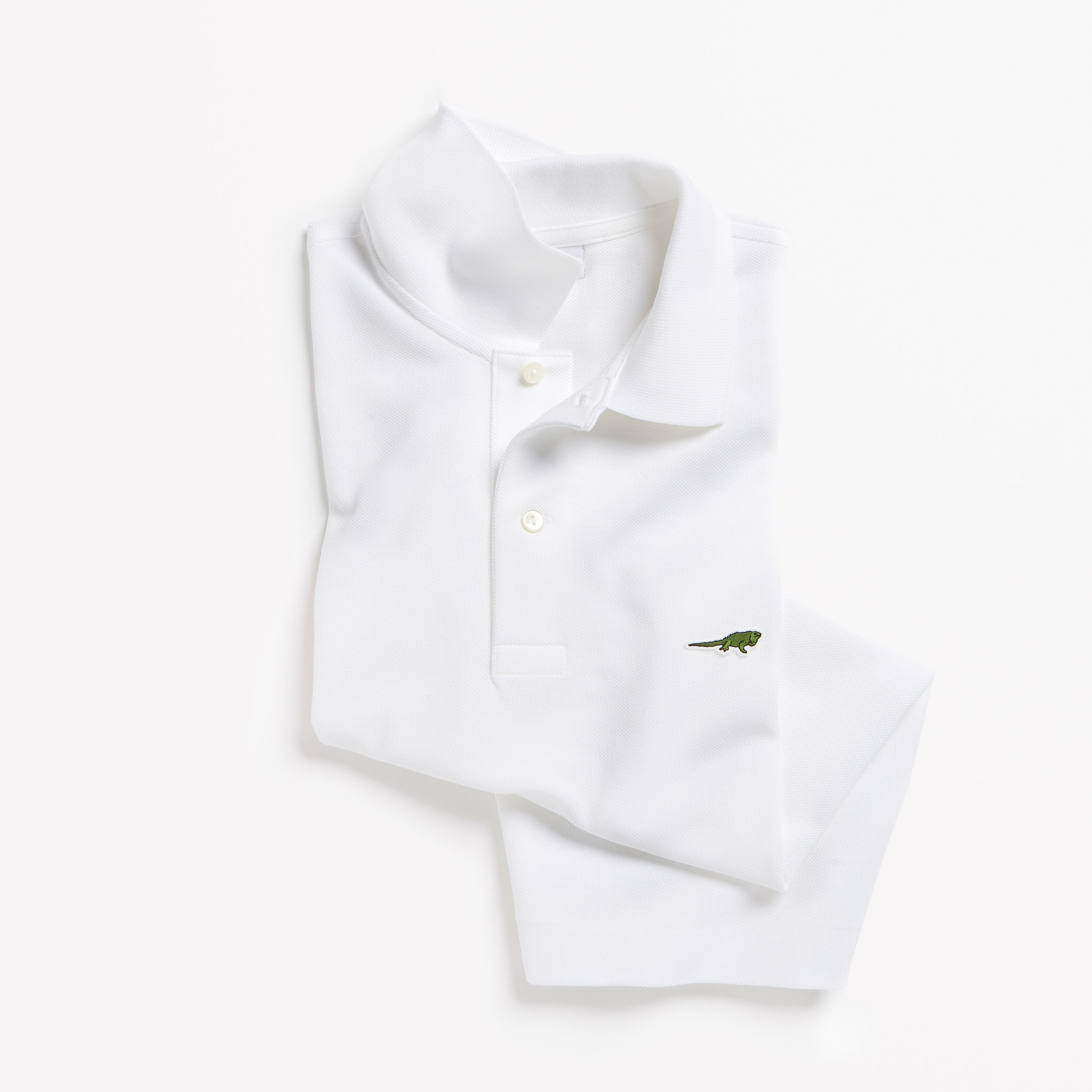 9adfbe9ea ... Lacoste's crocodile logo is replaced by endangered species for limited  edition polo shirts ...