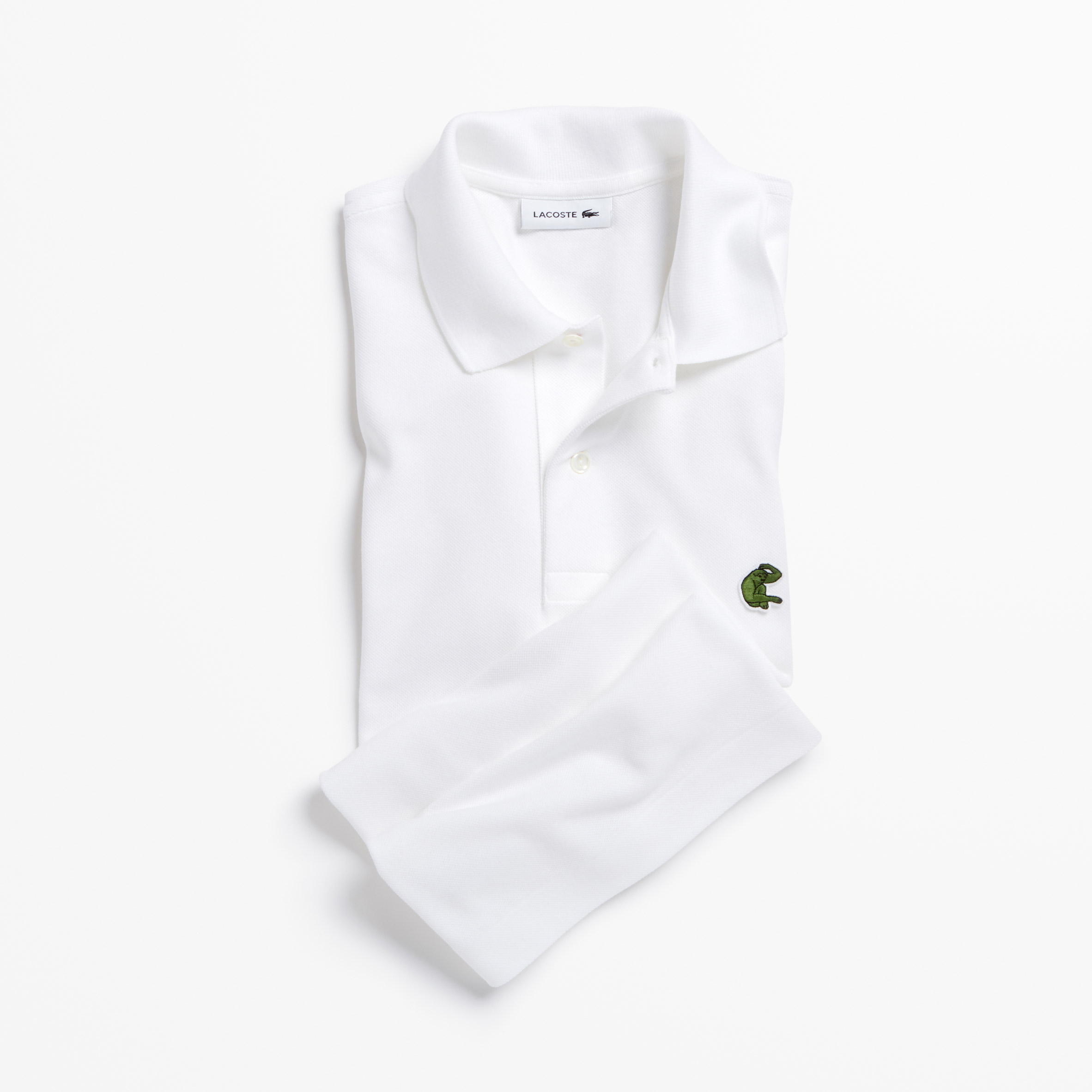 3ed947376 ... Lacoste's crocodile logo is replaced by endangered species for limited edition  polo shirts ...