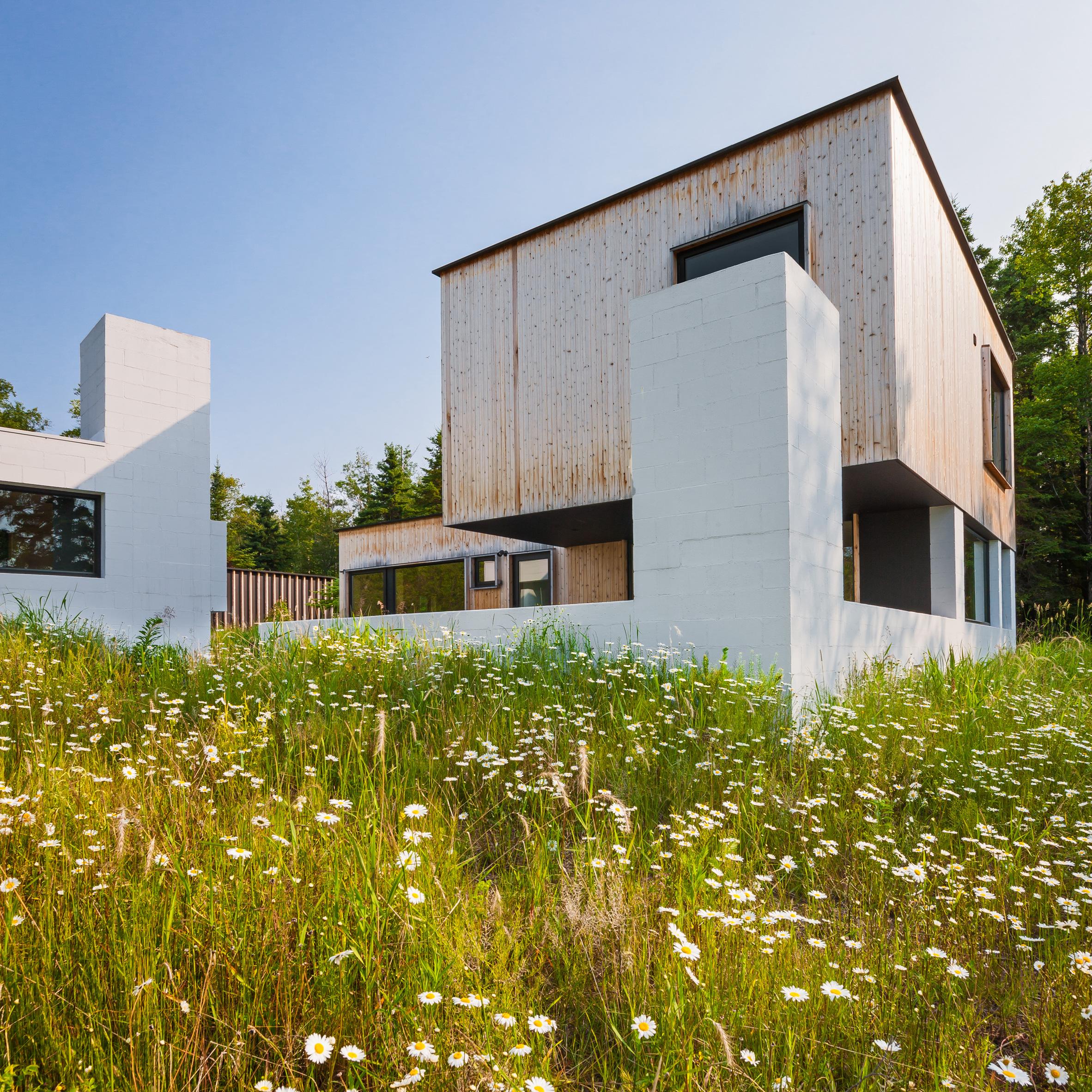 Five of the best houses in Minnesota on Dezeen