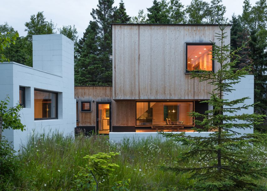 Larson Bergquist Residence by Salmela Architect