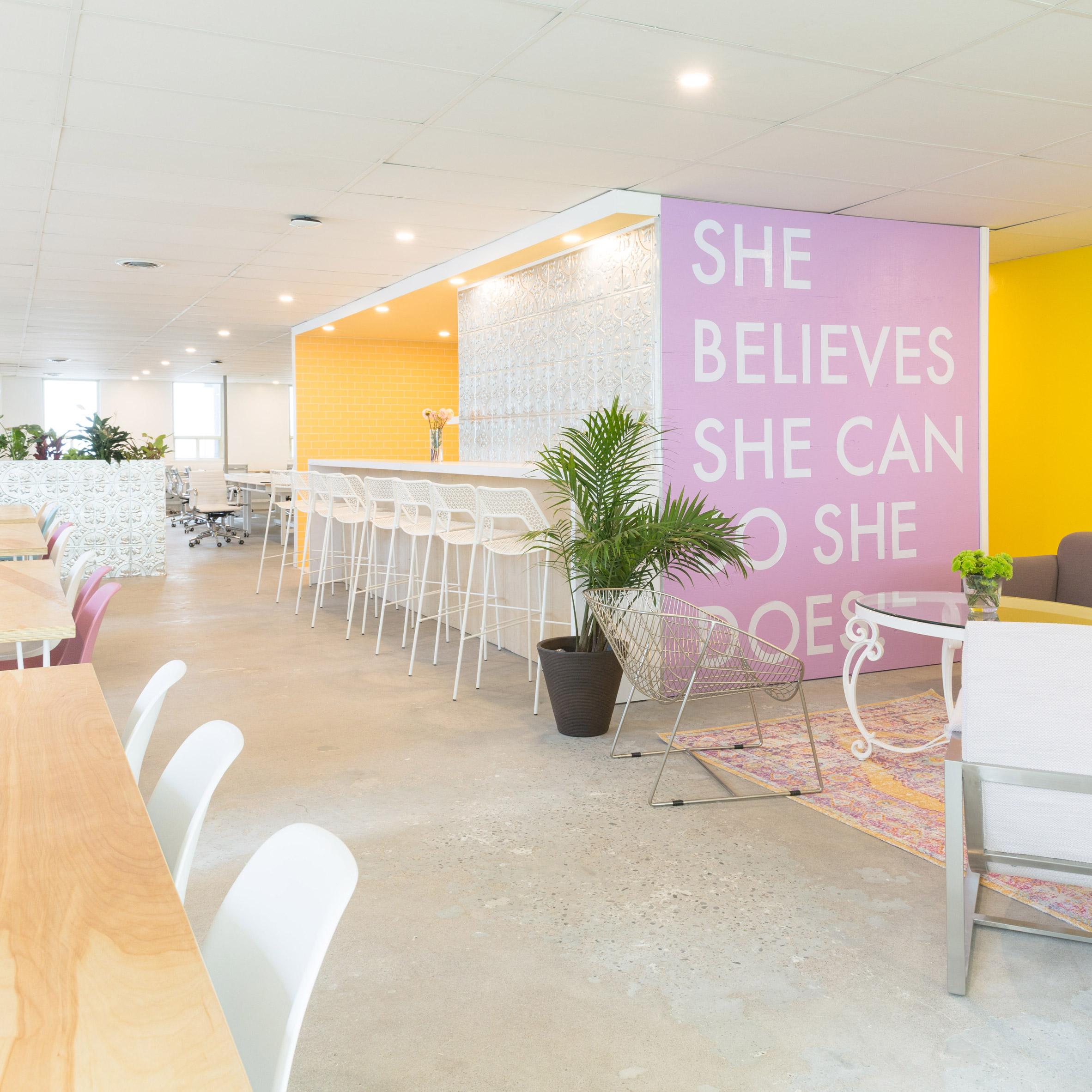 Female co-working club Make Lemonade opens in Toronto