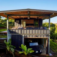 Hawaiian house by LifeEdited harvests more energy and water than it consumes