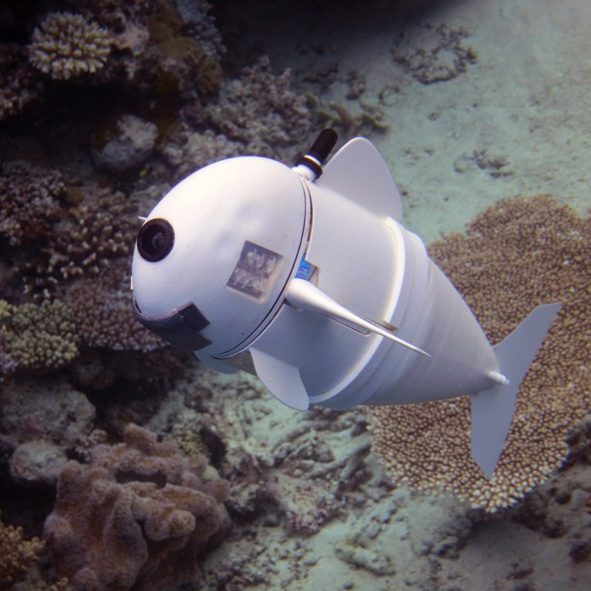 MIT reveal life-like soft robotic fish for documenting marine life