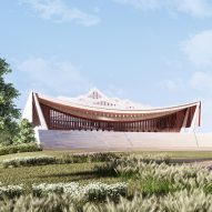 David Adjaye unveils plans for National Cathedral of Ghana in Accra