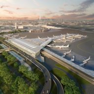 Grimshaw leads design of new $1.4 billion terminal at Newark Airport