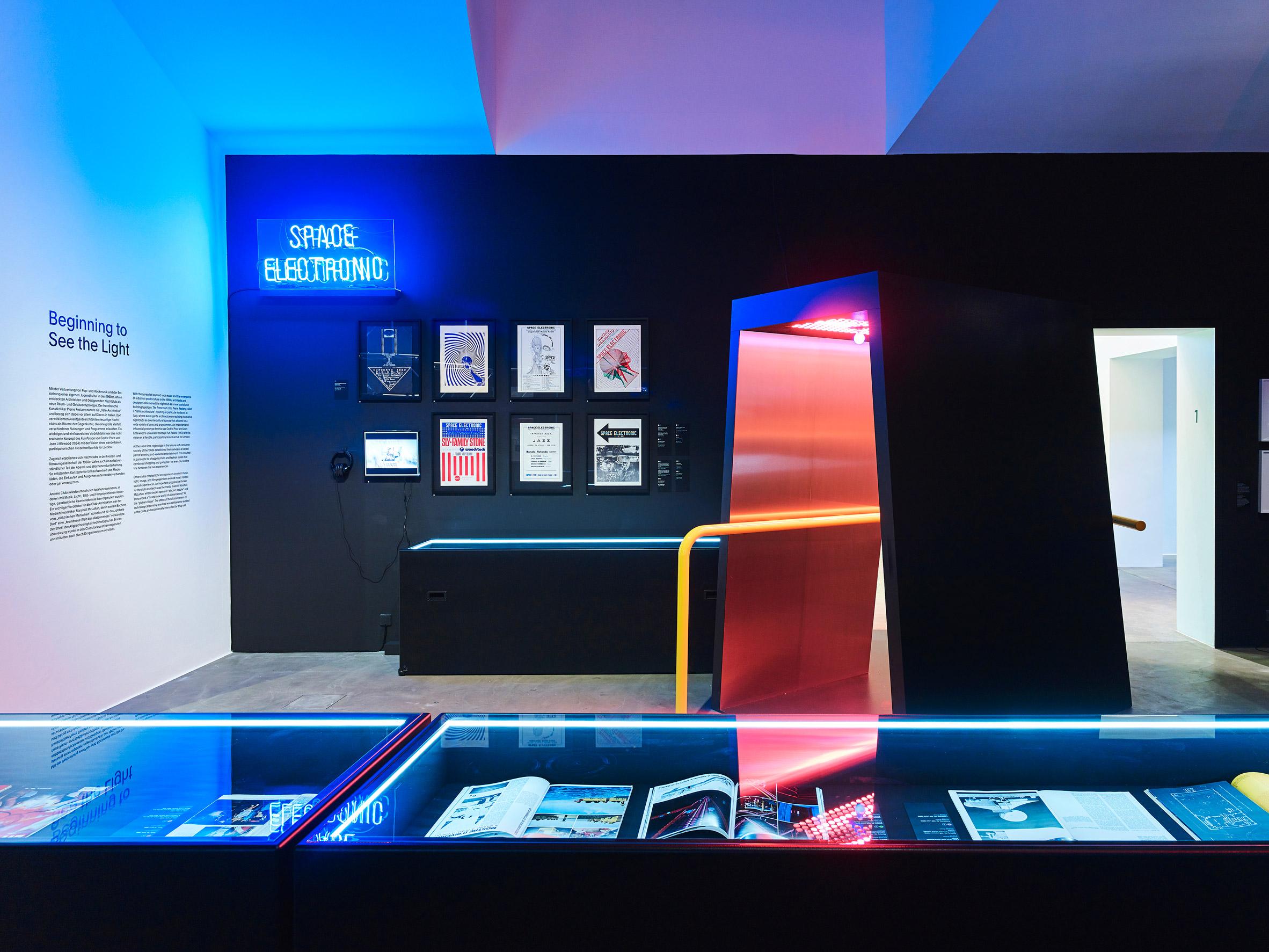 Vitra Design Museum showcases clubbing culture in Night