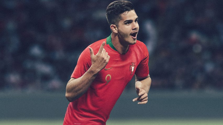 Portugals world cup 2018 strip celebrates the teams victory in europe