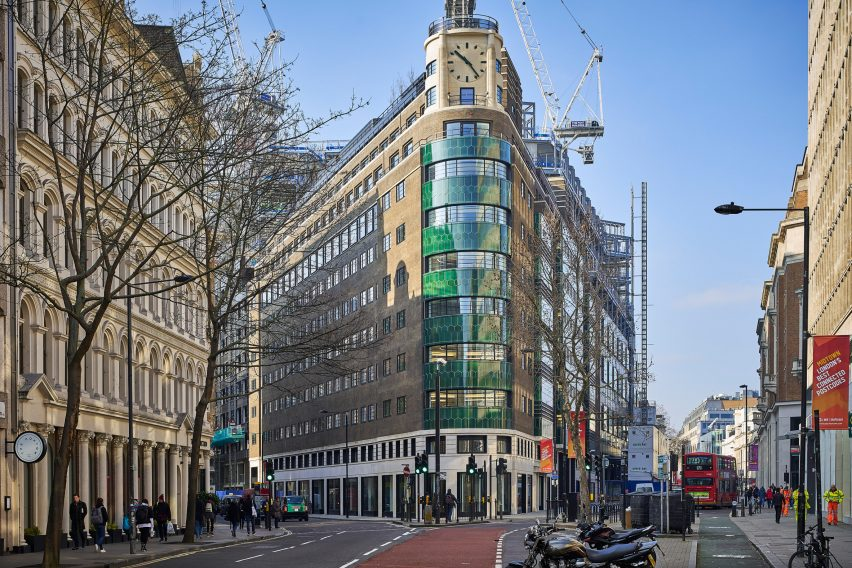 Over half of the UK's top listed companies (the FTSE ) and over of Europe's largest companies have their headquarters in central London. Over 70 per cent of the FTSE are located within London's metropolitan area, and 75 per cent of Fortune companies have offices in London.