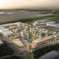 "Haptic and Nordic to build ""sustainable city of the future"" at Oslo airport"