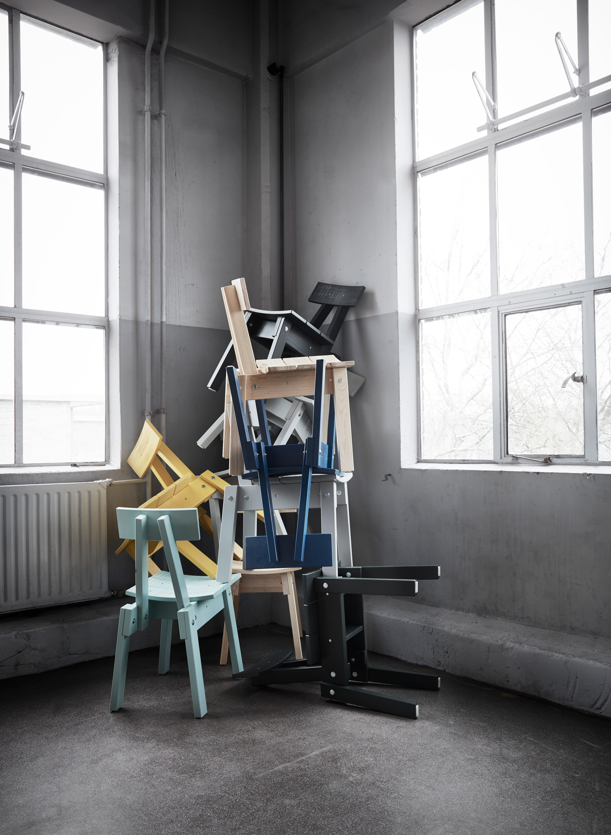 IKEA's latest collaboration with Piet Hein Eek celebrates imperfections
