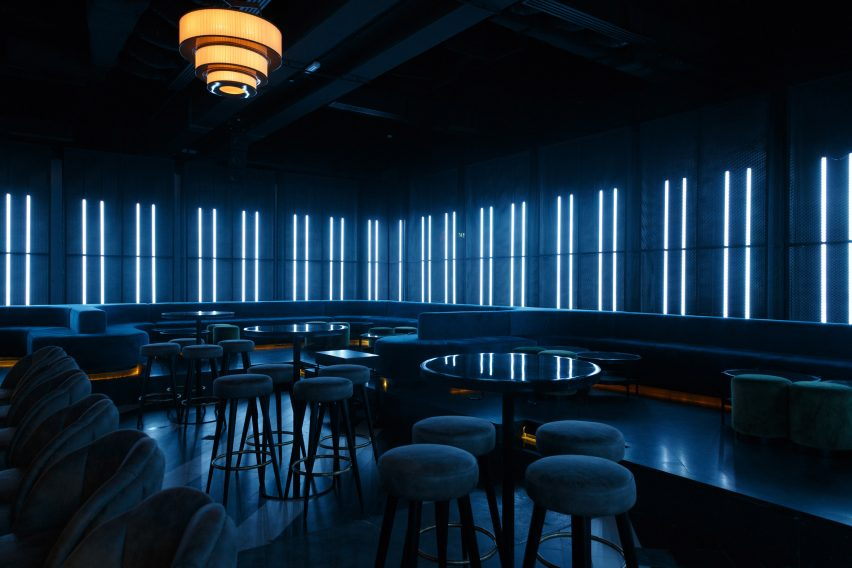 2 Weeks Beirut Nightclub by Rabih Geha Architects